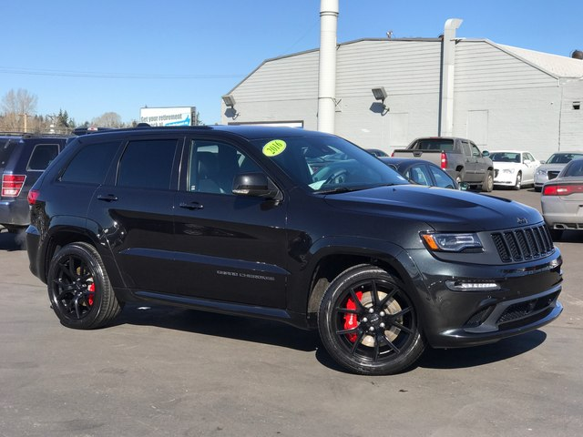 Pre Owned 2016 Jeep Grand Cherokee Srt
